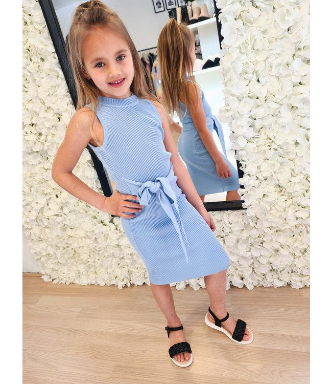GIRLS Dress Merel Blue