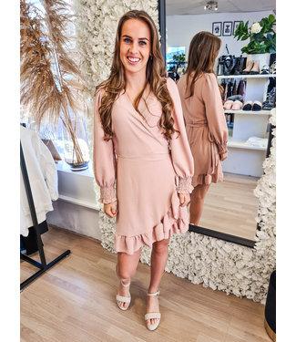 AMBIKA Dress Maud Pink