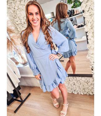 AMBIKA Dress Maud Blue