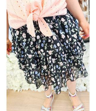 GIRLS Skirt Iris Black