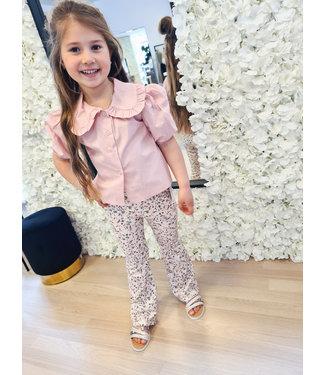 GIRLS Blouse Evi Pink