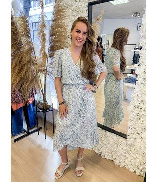 Dress Claudia Blue