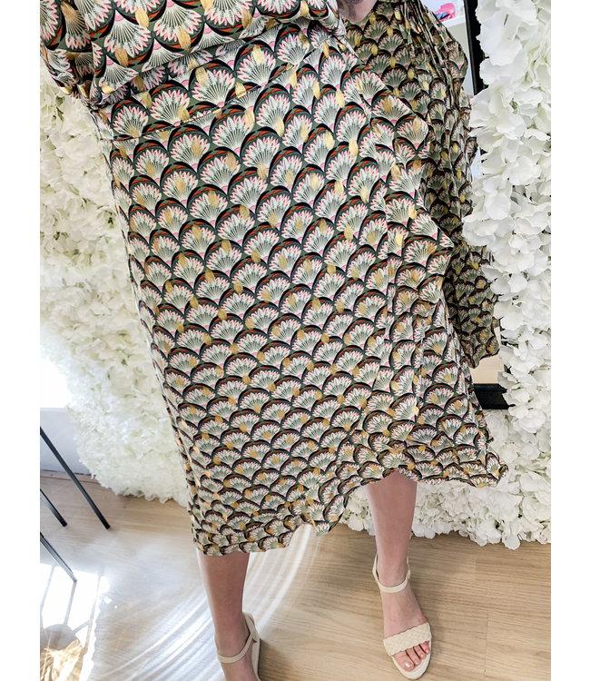 LOFTY MANNER Skirt Isla Green