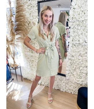 LOFTY MANNER Dress Florine Mint