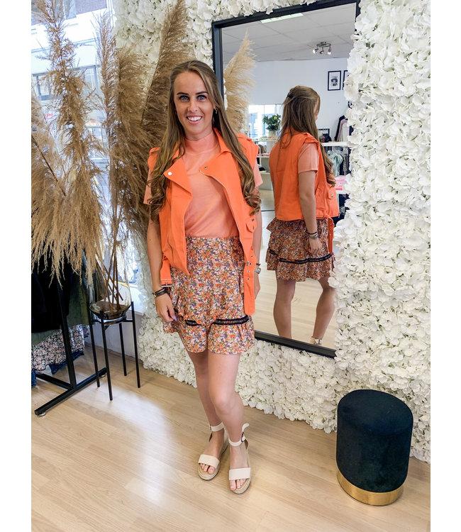 AMBIKA Gilet Aisa Orange