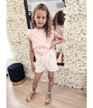 GIRLS Blouse Desiree Pink