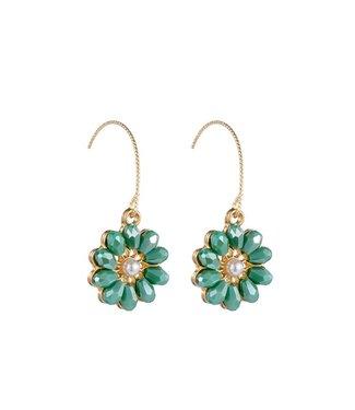 Go Dutch Label Earrings flower