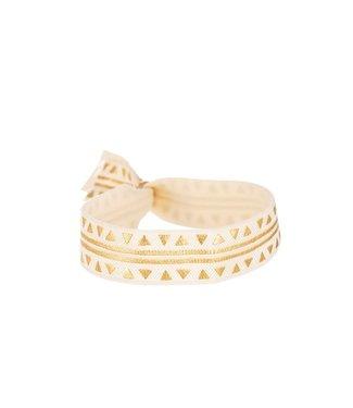 Go Dutch Label Bracelet Triangle