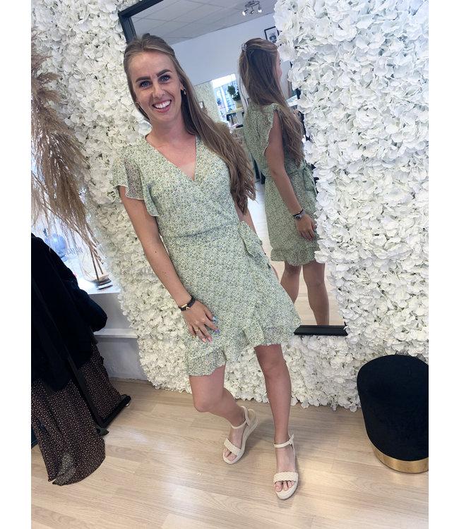 Dress Verlicia Green