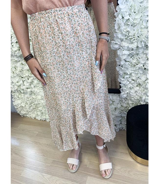 Maxi Skirt Cheyen Orange