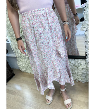 Maxi Skirt Cheyen Pink