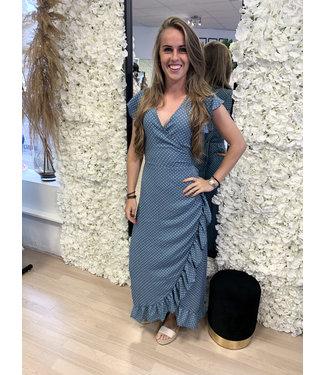 LOFTY MANNER Dress Liv Blue