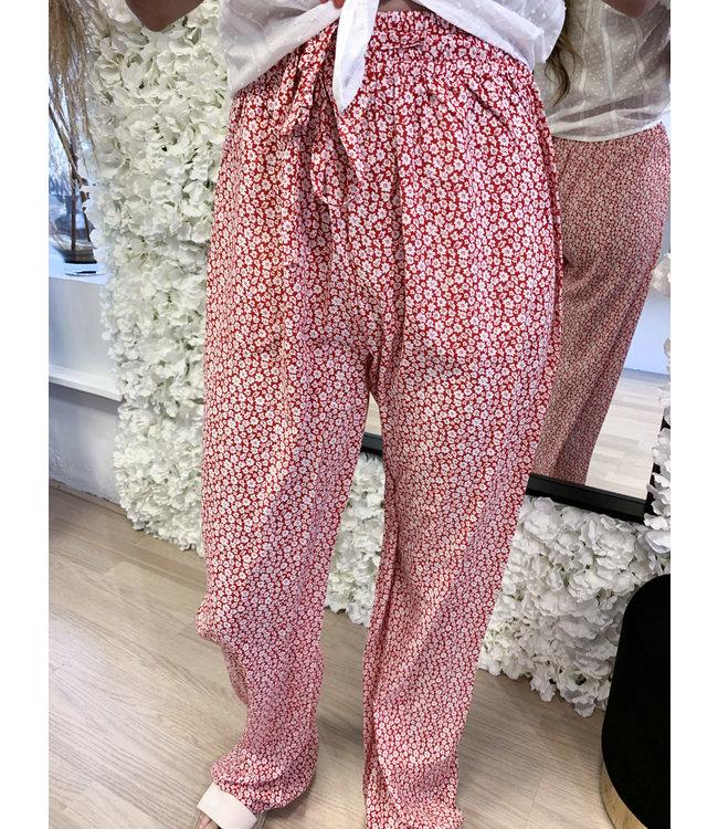 Pantalon Pixxie Red