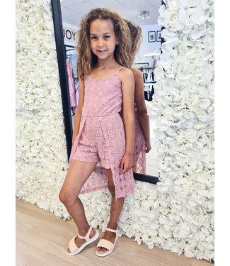 GIRLS Jumpsuit Daphne Pink