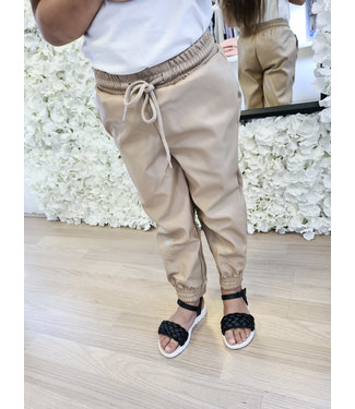 GIRLS Pants Noëlle Taupe