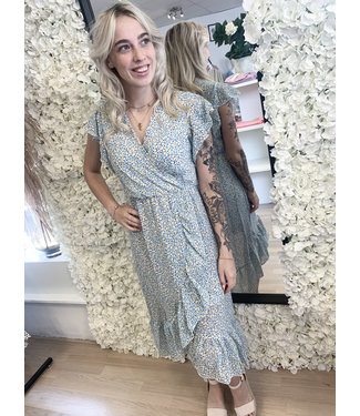 Dress Syl Spring Blue