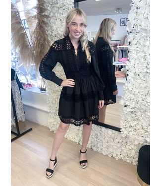 Dress Sem Black