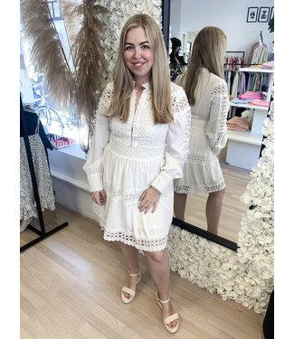 Dress Sem White