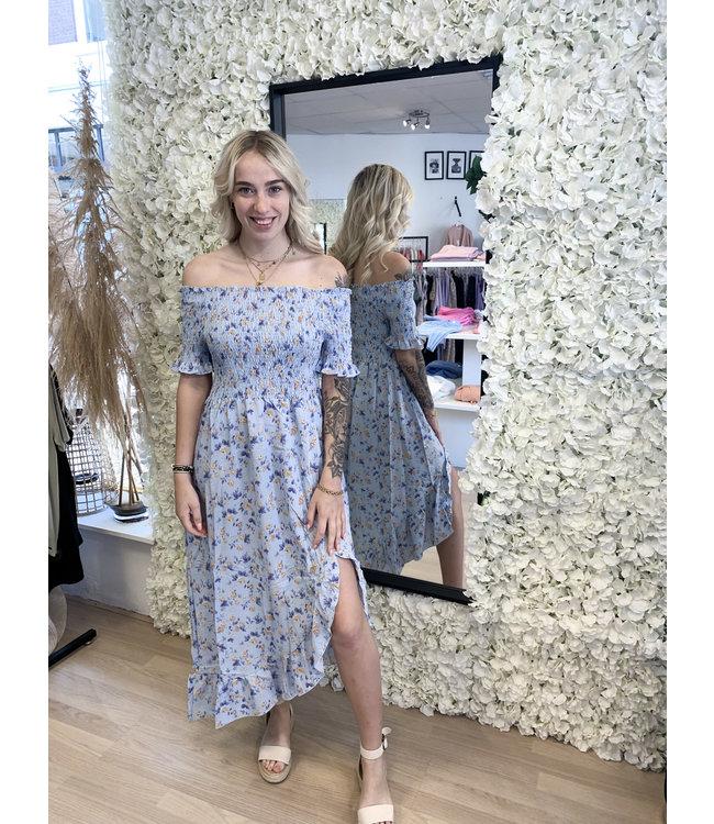 Dress Annebelle Blue