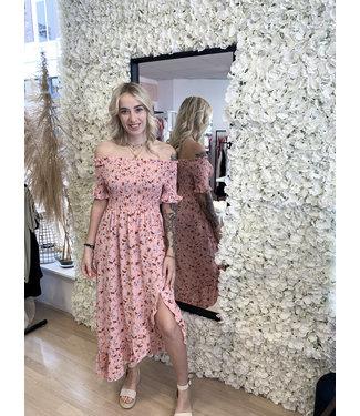 Dress Annebelle Pink