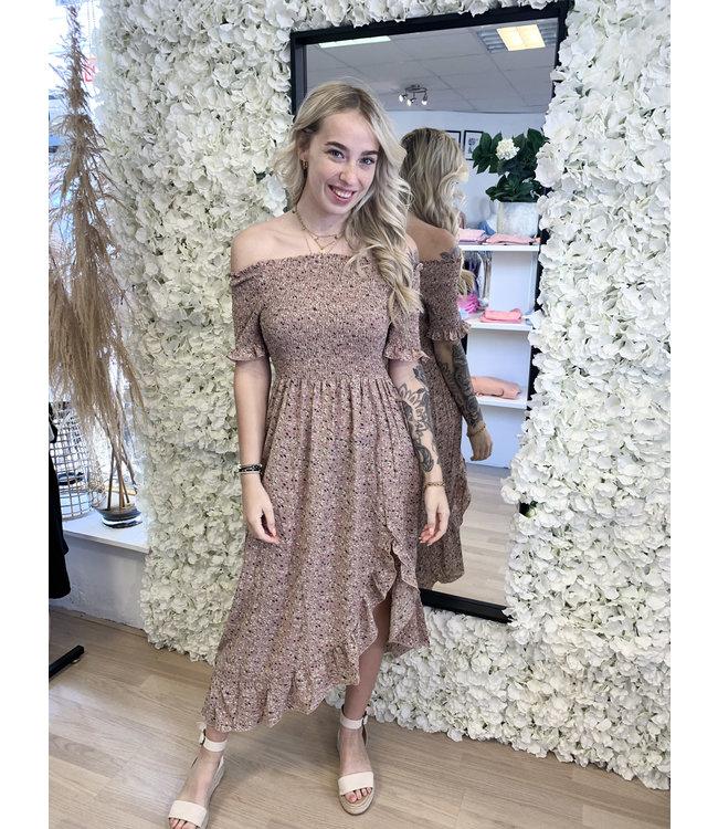 Dress Annebelle Dusty Pink
