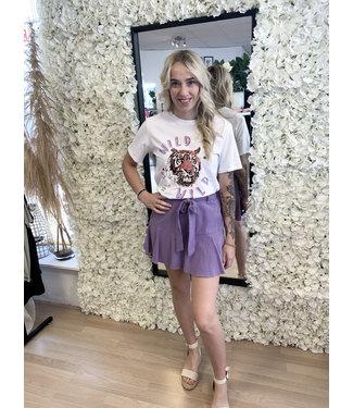 Skort Monica Purple