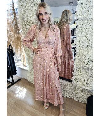 LOFTY MANNER Dress Stella Pink