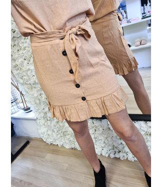 LOFTY MANNER Skirt Coco Orange