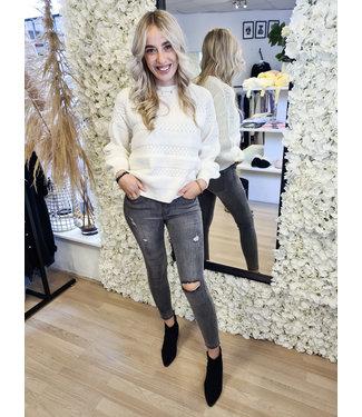 Sweater Renee White