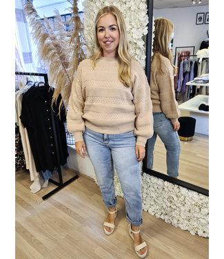 Sweater Renee Camel