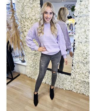Sweater Renee Purple