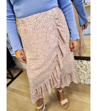 Skirt Zina Pink