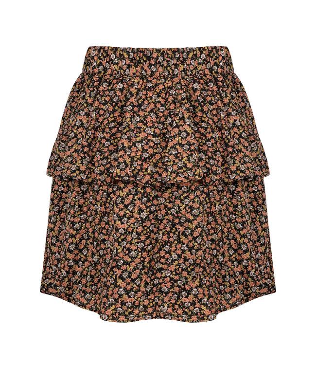 LOFTY MANNER Skirt Jazz Orange-Yellow