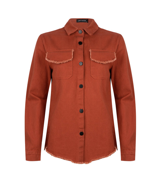 LOFTY MANNER Jacket Tara Orange
