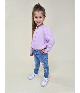 GIRLS Blouse Zoe Lila