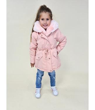 GIRLS Winter Jacket Pink
