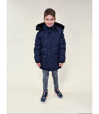 BOYS Winter Jacket Blue