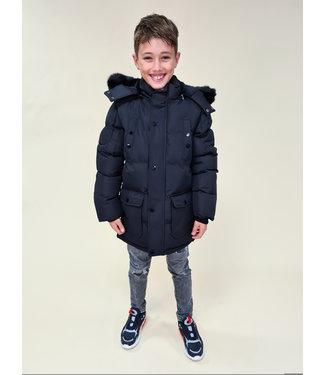BOYS Winter Jacket Black