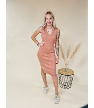 Dress Knit Michelle Rose