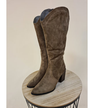 Cowboy Boots Green
