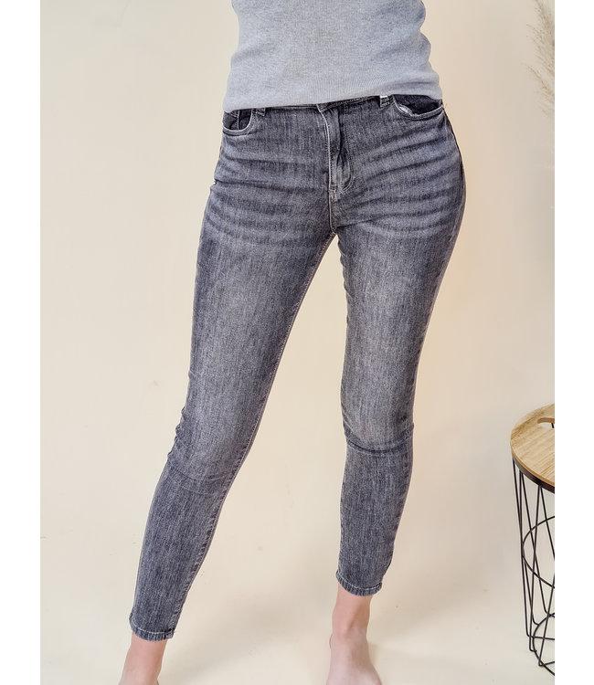TOXIK Skinny Jeans Grey