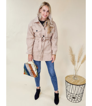 Jacket Lou Beige