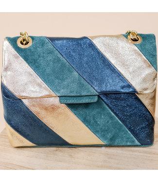 Rainbow Bag Blue