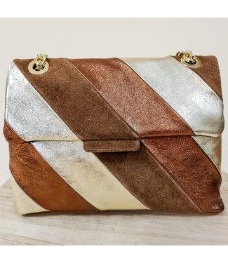 Rainbow Bag Beige