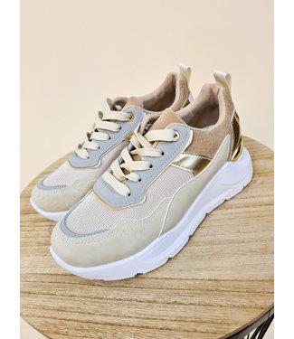 Sneakers Maud Beige