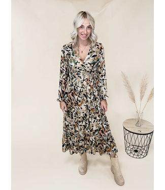 PRE-ORDER Maxi Dress Julia Green