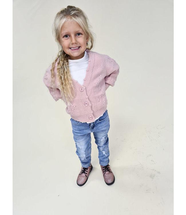 GIRLS Vest Liesbeth Pink