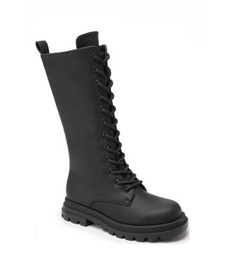 PRE-ORDER GIRLS Boots Sydney Black
