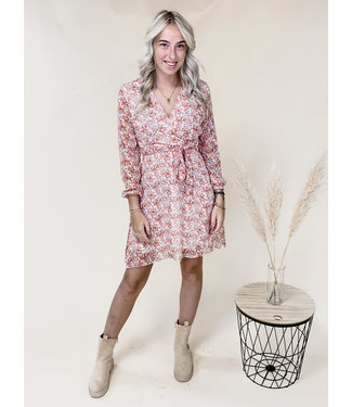 Dress Oriana White