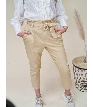 Pantalon Damienne Gold